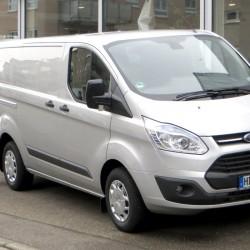 Seit Januar 2016 im Carsharing verfügbar: Der Transporter Ford Transit Costum.